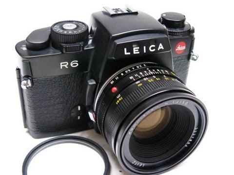 Leica R6.2 manual, user manual, free instruction manual, pdf manuals