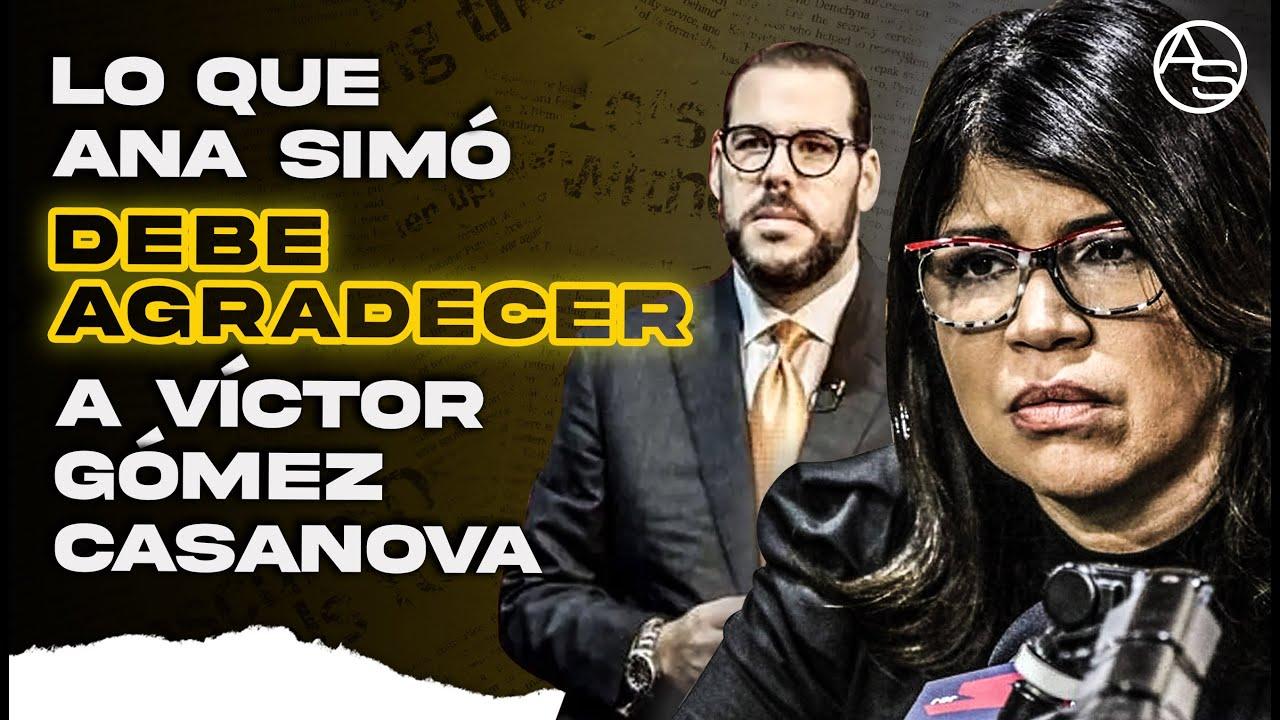 Víctor Gómez Casanova En La Mira Del Ministerio Público Pero Se Podría Salvar Por Esto!
