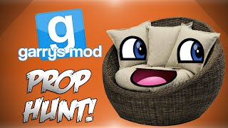 GMod Prop Hunt! - Epic Escapes, Going Down With My Ship, CHARGE!! (Garrys Mod Funny Moments)