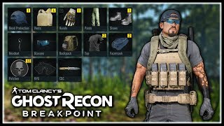 Ghost Recon Breakpoint | ALL Character Customization Options