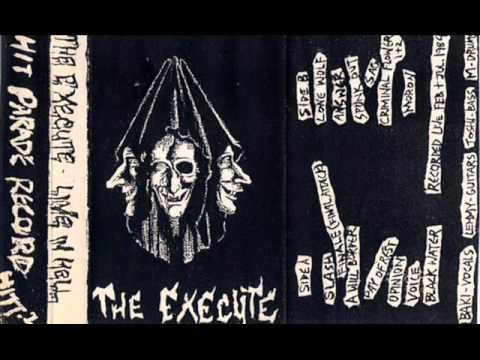 The Execute - Live In Hell (1984)