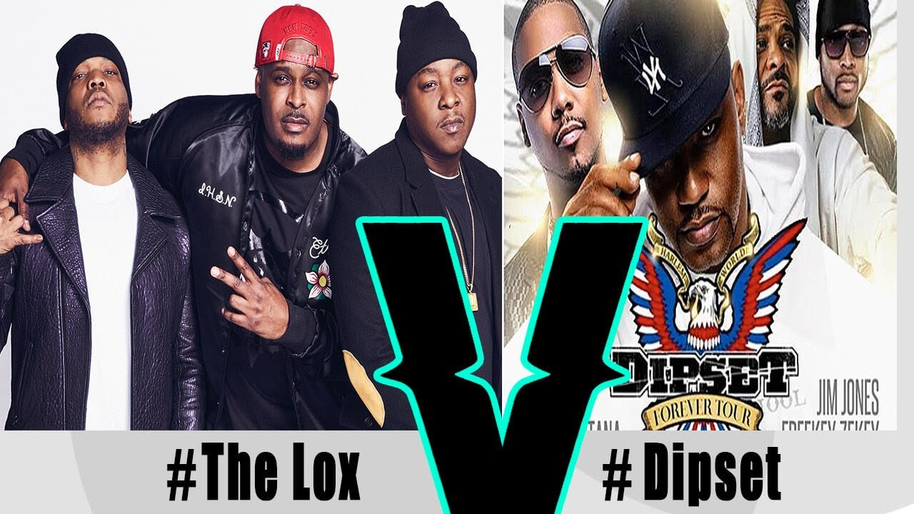 How to watch Verzuz: The LOX vs Dipset on Instagram Live and Triller