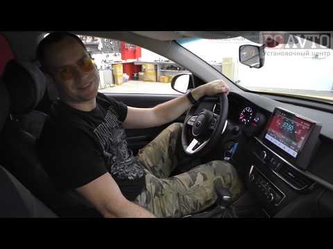 Kia Optima 2019 - дооснащение Android 8. Штатная магнитола Vomi ST2696-TS9