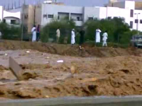 Jiddah flood