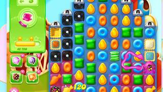 Candy Crush Jelly Saga Level 1017 *** NO BOOSTERS