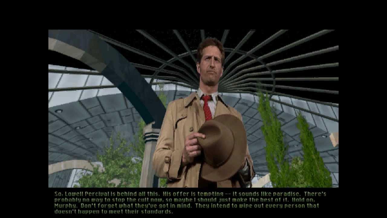 Under a Killing Moon - Tex Murphy Wiki