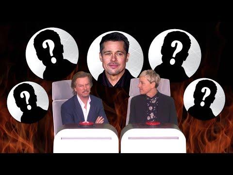 David Spade Answers Ellen's Burning Questions