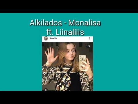 Alkilados - Monalisa ft. Liinaliiis (с субтитрами на русском языке)