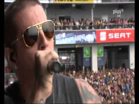 Avenged Sevenfold - Welcome To The Family Live Rock am Ring 2011