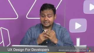 UX Design for Developers, Episode 1