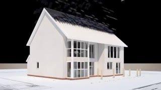 Строительство домов под ключ в Москве и Подмосковье от компании ООО