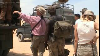 Resident Evil Extinction ~ Behind the Scenes Footage