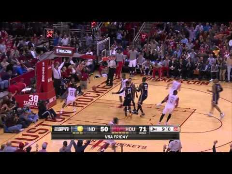 NBA 2013-14 Season Houston Rockets Top 10 Plays