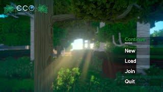 [ПРОХОЖДЕНИЕ] ECO #04 - Совместное прохождение Рыся и Наташа - ФАБРИКА ЖЕЛЕЗА!