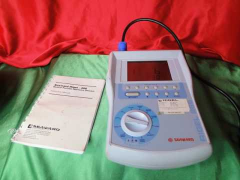 RIGEL 266  ELECTRICAL SAFETY ANALYSER