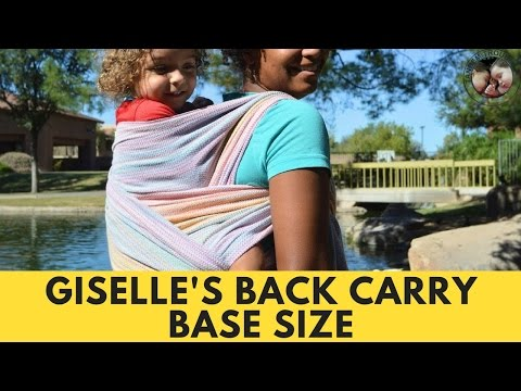 Giselle's Back Carry