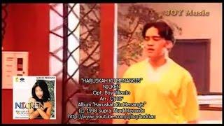 Nicken - Haruskah Ku Menangis (Album Version)