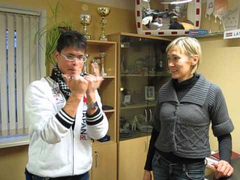 Latvian Deaf Sport Federation 37 in Latvia 2011