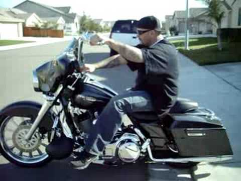 Rick Shorts 07 Street Glide Youtube