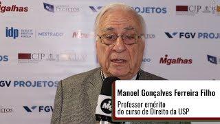 Manoel Gonçalves Ferreira Filho - STF e Constituição