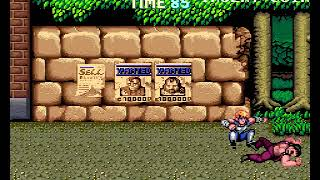 [TAS] Arcade Double Dragon by Sugarfoot in 06:44.34