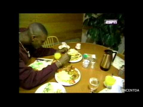 NBA Inside Stuff - Rookie Kevin Garnett makes his 1st appearance on the show