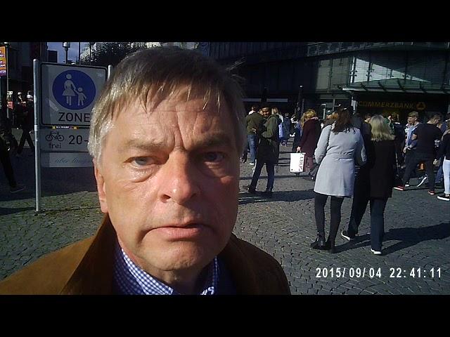 Nie wieder CDU / Artikel 13 Die Zerstörung der CDU / CDU Politiker täuscht Angriff vor