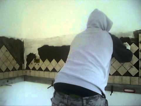 bestkeramika-kuhinja postavljanje plocica-Küche Tiling-Kitchen Tiling - YouTube
