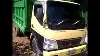 Dijual Truck Mitsubishi PS 125 Canter Samarinda TLP;(0541)7751197 HP;085246902754 PINBB;27F938C4