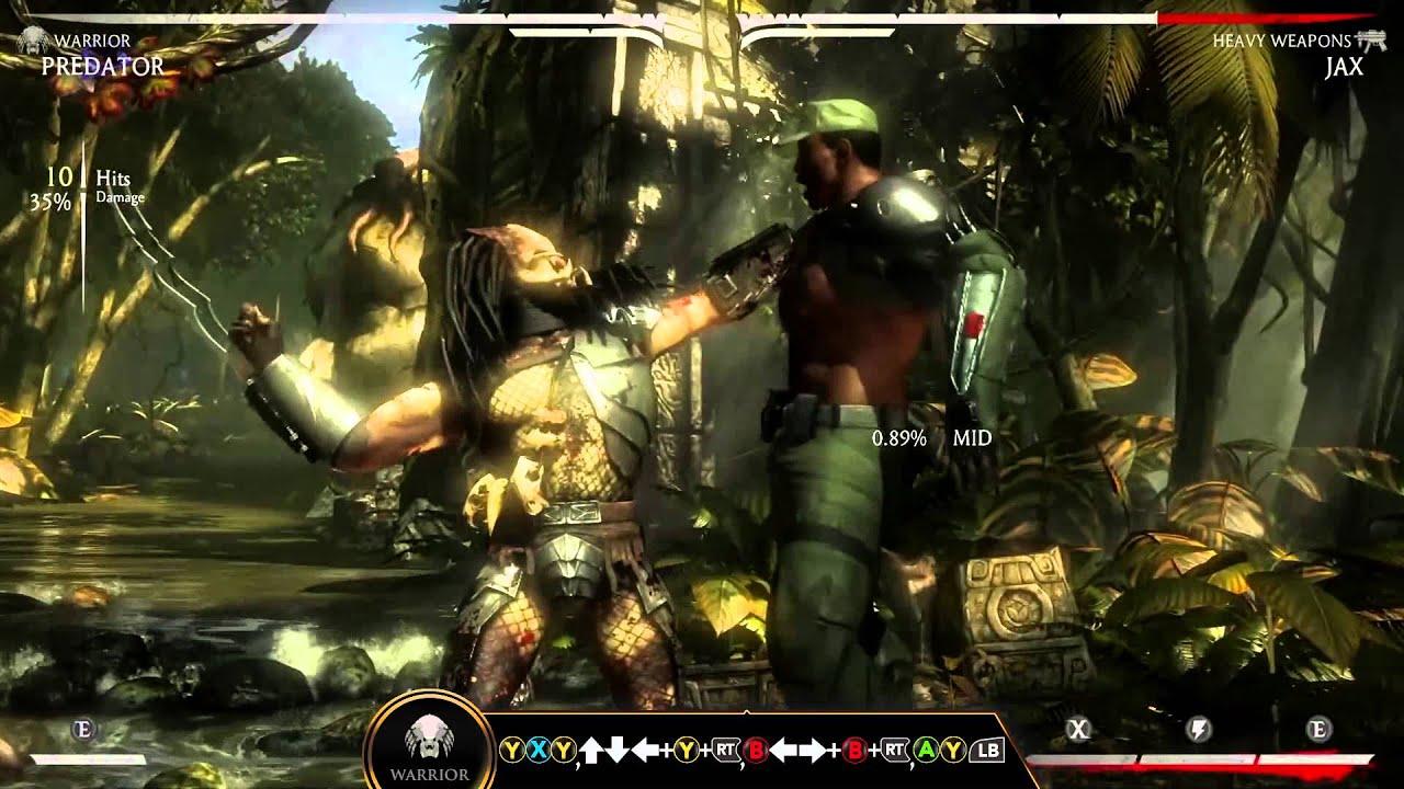 Mortal Kombat X: Kombat Klass - Predator