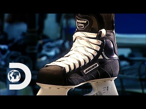 ICE SKATES   How It's Made