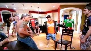 Download Junie Browning and Shane Nelson starting fights Mp3 and Videos