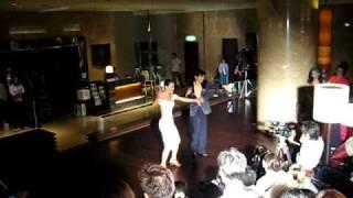 Ken & Chie @ Tokyo Hilton 20100808