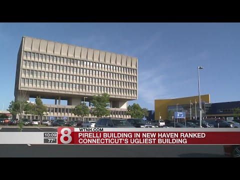 Kerry Collins - Connecticut's UGLIEST BUILDING IS...