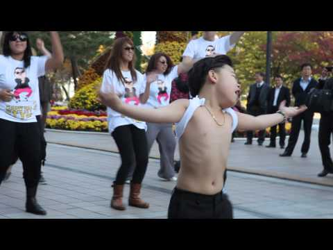 Gangnam Style Experience with Little Psy (French K-Pop Fans in Seoul)