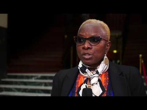 CISAC Goals #4 - Fair Remuneration for Music Creators by Angélique Kidjo