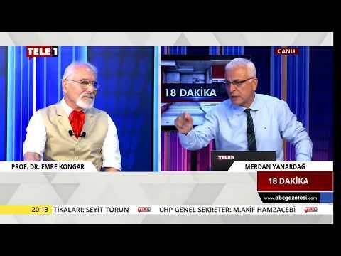 Gazeteci-yazar Merdan Yanardağ, Evren Özalkuş ile Türkiye'nin Geleceği'nin konuğu | Canlı