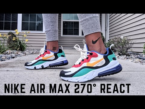 air max 270 react bauhaus foot locker