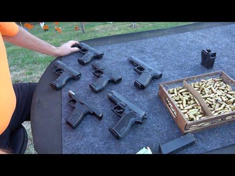 Armas de Fuego ¿Cual es la Pistola con el Mejor Gatillo? en 4K