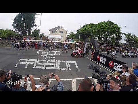 Inside The Passion. Episode: 1. Part 1 of 2. John McGuinness.