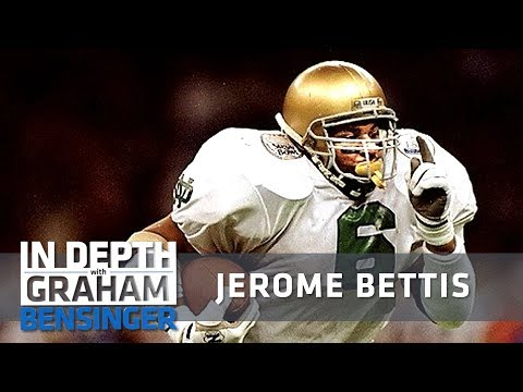 Jerome Bettis: Embarrassed by Notre Dame's Lou Holtz