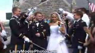 West Point Wedding Jenna & Bryan - LarryMoorePhoto.com