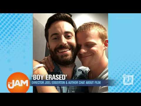 Joel Edgerton Talks 'Boy Erased' Mp3