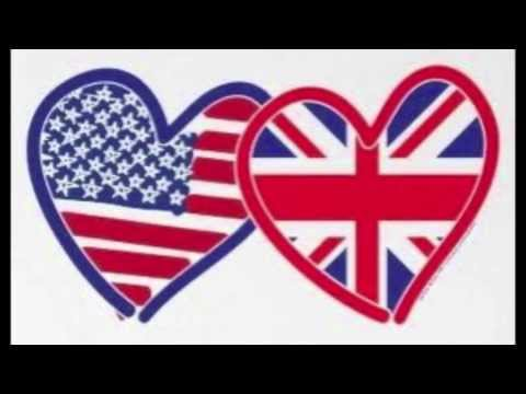 British English and American English