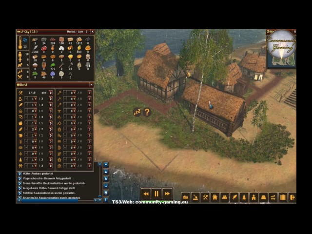 Let's Play Life is Feudal: Forest Village | Endlich ein Baby | Folge #006