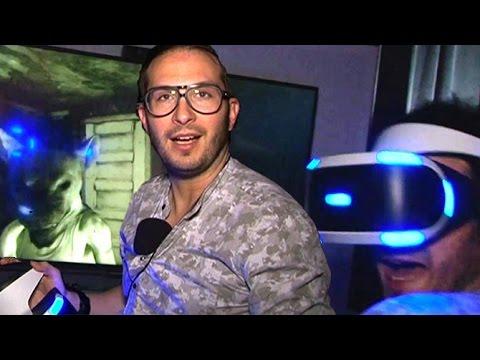 E3 2016 : On a essayé Here They Lie sur PS VR, le traumatisme est total