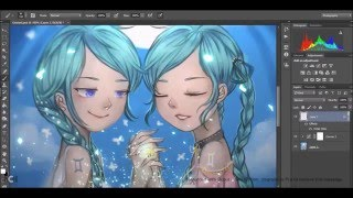 Gemini Speedpaint [[Zodiac Sign]]