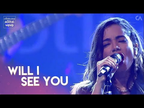 Anitta - Will I See You | Intense Live