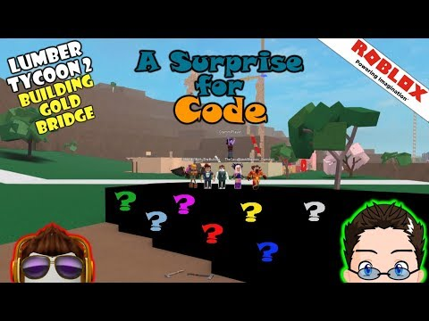 Roblox - Lumber Tycoon 2 - A Surprise For Code