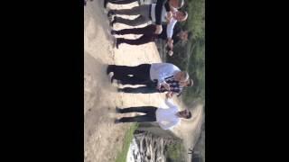 Ardahan göle Çardaklı köylüleri Resimi